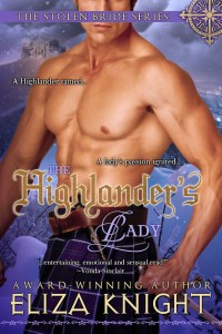 03 The Highlander's Lady