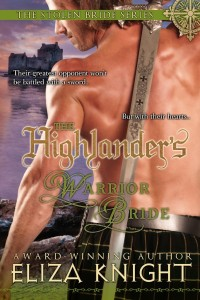 04 The Highlander's Warrior Bride