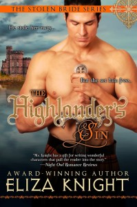 06 The Highlander's Sin