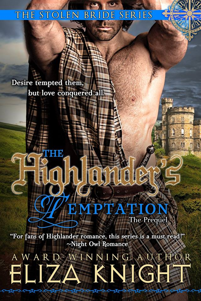07 The Highlander's Temptation