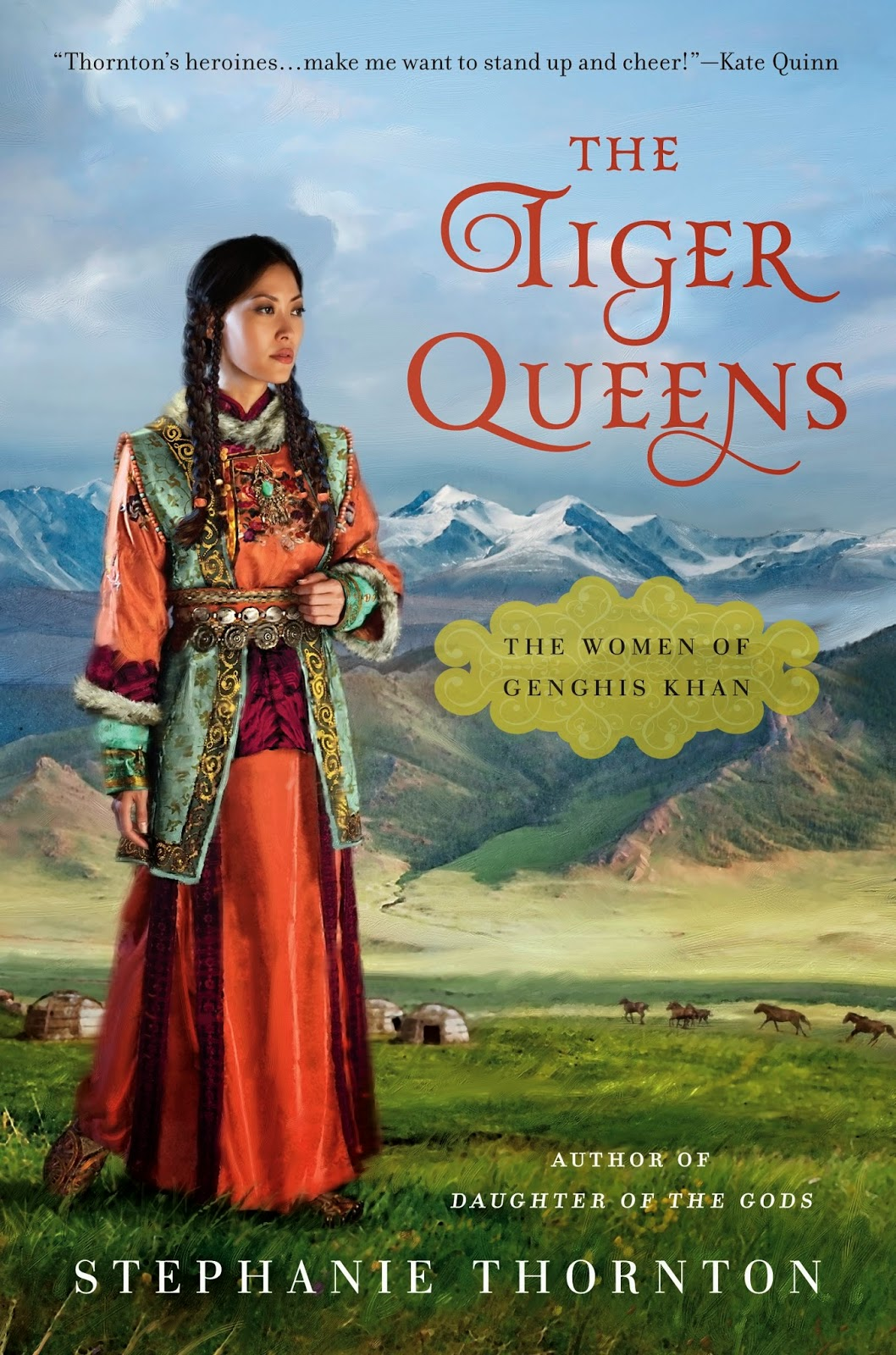 02_The Tiger Queens