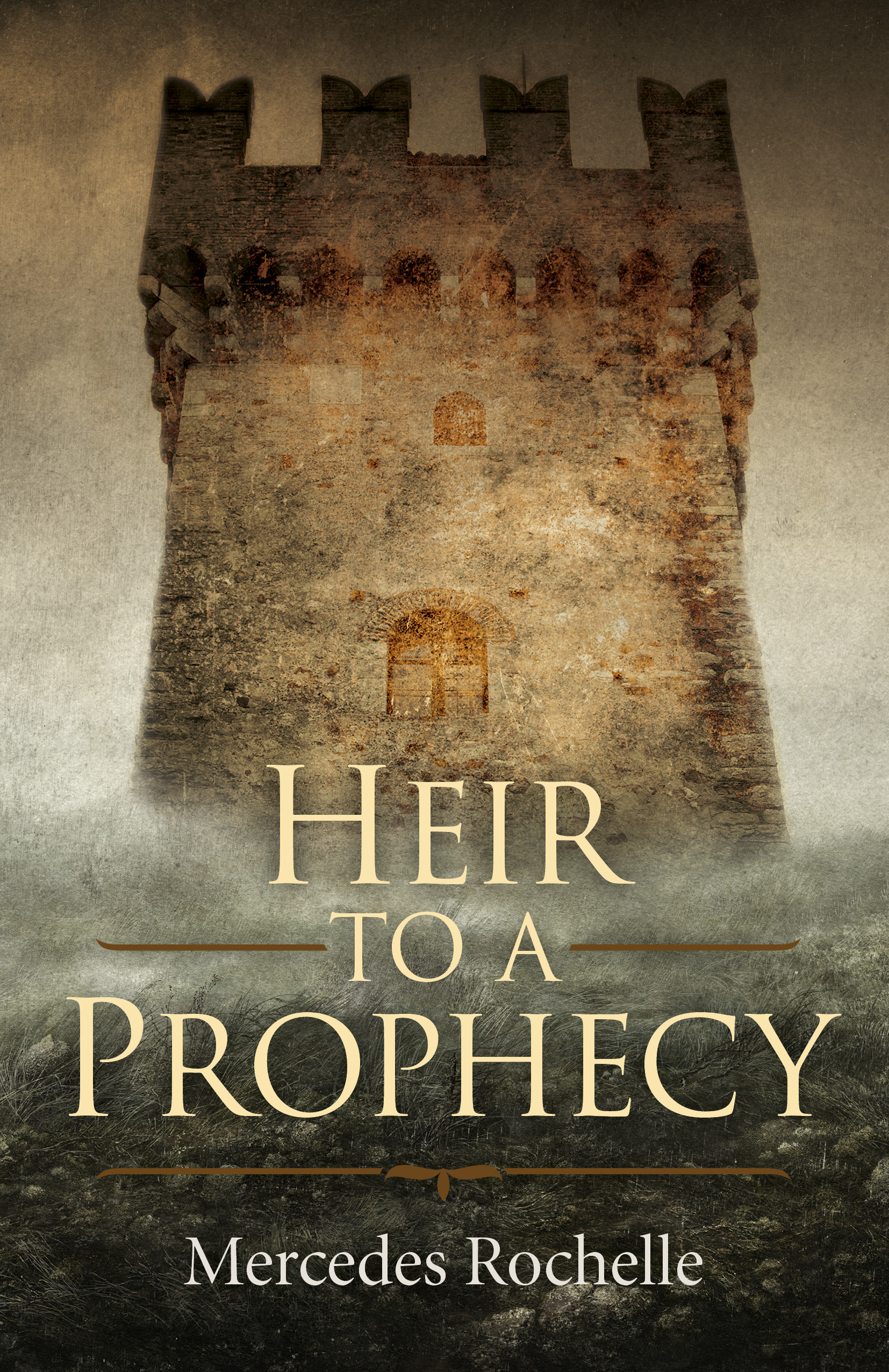 02_Heir to a Prophecy Cover