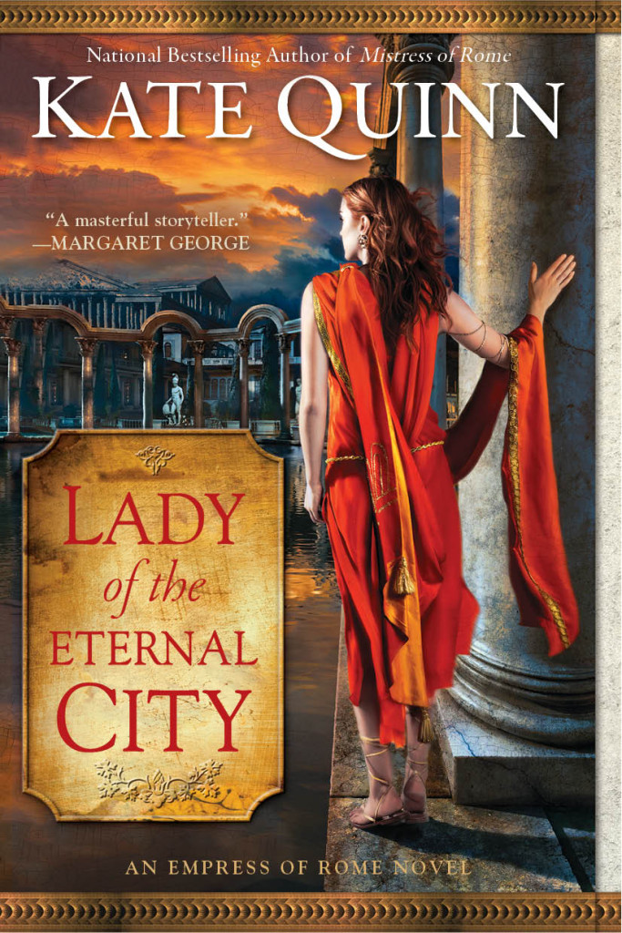 01_Lady of the Eternal City