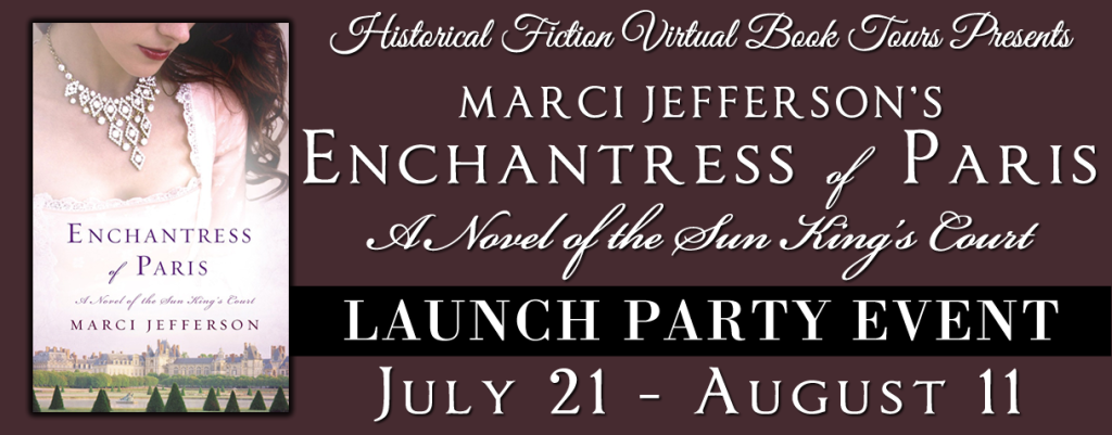 Enchantress of Paris_Book Blast Banner_Launch Party Banner