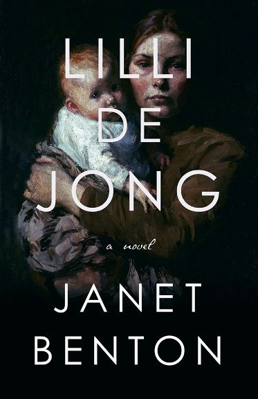 Lilli de Jong by Janet Benton at One Book Shy of a Full Shelf
