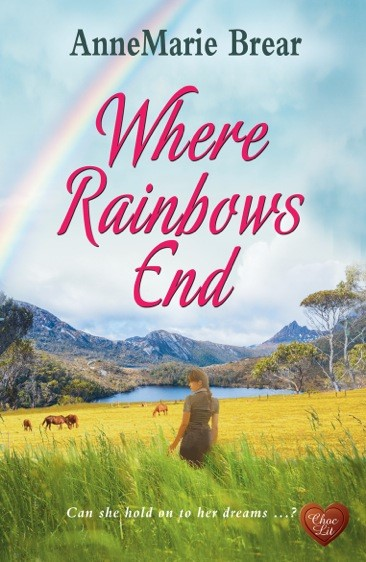 Where Rainbows End by AnneMarie Brear #WhereRainbowsEndBookBlast