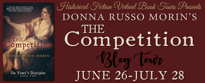 Blog Tour: The Competition by Donna Russo Morin ~ Guest Post + Giveaway (US)