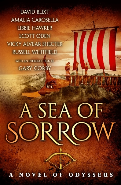 A Sea of Sorrow: A Novel of Odysseus by Various authors