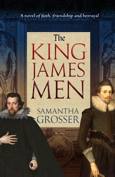 Book Spotlight – The King James Men by Samantha Grosser