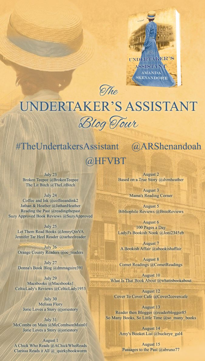 04 The Undertakers Assistant Poster