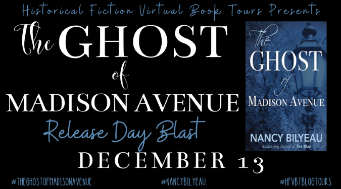 The Ghost of Madison Avenue Poster